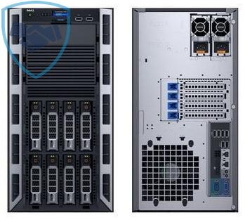 Dell PowerEdge T330 02