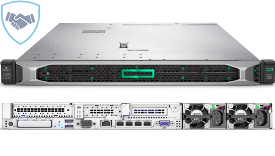 HPE Proliant DL360 Gen10 01
