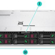 HPE Proliant DL360 Gen10 03