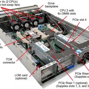 Lenovo ThinkSystem SR550 04