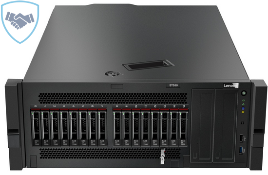 Lenovo ThinkSystem ST550 08