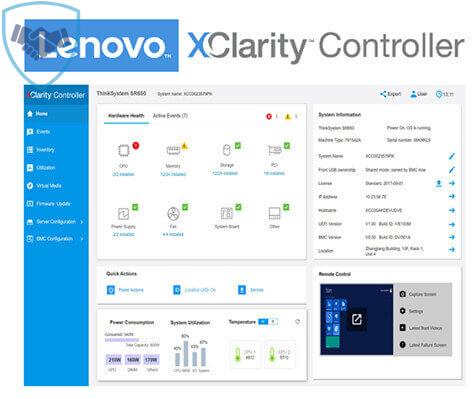 Lenovo XClarity Controller